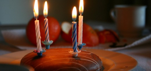 Foto: Till Westermayer, Mini Birthday Cake, CC-BY-SA 2.0